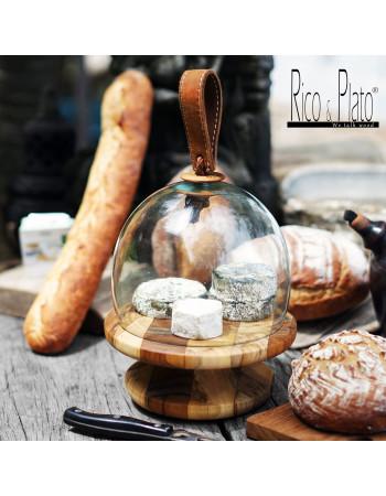 Cheese platter/ cake server 'Florence' I Rico & Plato.