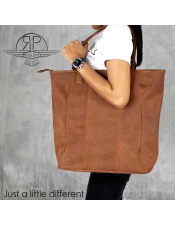 Leather Bag 'Donna'