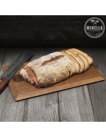 Online Oak serving board / platter ''Minella Epoch'' 40cm x 25cm x 1.8cm I Rico & Plato