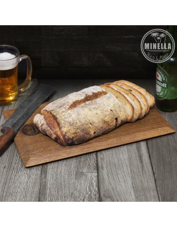 Online Oak serving board / platter ''Minella Epoch'' 50cm x 30cm x 1.8cm I Rico & Plato
