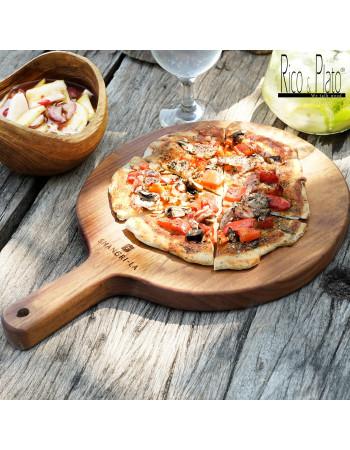 """wooden Pizza board """"Chervil"""" I Rico & Plato"""