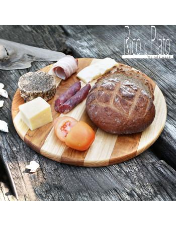 Online Cardamomo Teak cuttinng board / serving platter  I Rico & Plato