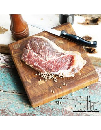 "Online End Grain cutting board ""Thyme"" I Rico & Plato."