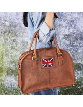 Leather Bag 'Tina' UK