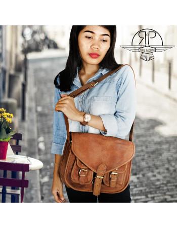 Leather Bag 'Tina' UK I Rico & Plato
