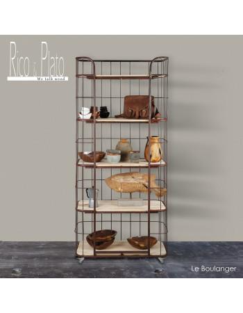 Online Rack boulanger in Ricoplato