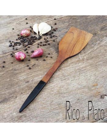 Spatula resto Large black handle I Rico & Plato