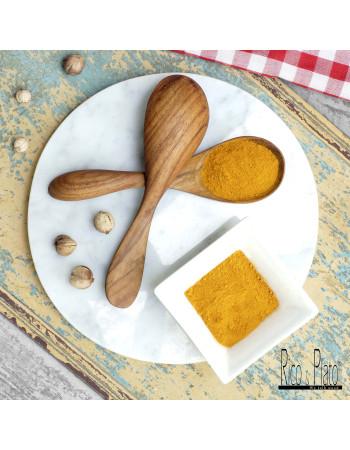 Minestrone Soup ladle I Rico & Plato.
