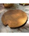 unique teak wooden plate  - Rico & Plato collection
